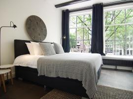 Zandberg - Canal view apartments, holiday rental in Amsterdam