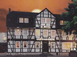 Hotel Gasthaus Keune, hotel in Salzgitter