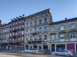 Centro Hotel Blankenburg by INA, отель в Карлсруэ