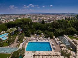 Rome Cavalieri, A Waldorf Astoria Hotel, resort en Roma