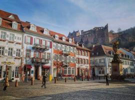 Wohnen unter dem Schloss, hotel near Heidelberg Castle, Heidelberg