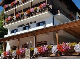 Hotel Alla Rocca, hotel a Varena