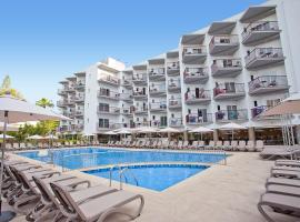 FERGUS Bermudas, отель в городе Пальманова