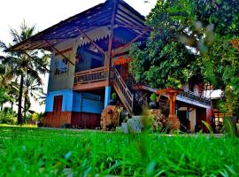 Yi family The permaculture Homestay, hotel near Tonle Sap Lake, Siem Reap