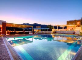 Xidas Garden, hotel with pools in Balíon