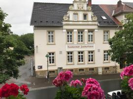 Hotel Junkerhaus, hotel in Bad Salzuflen