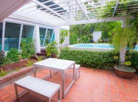 Vimala Suites, serviced apartment in Bangkok