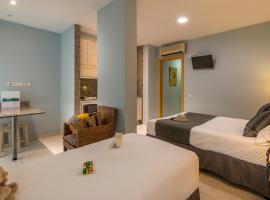 H10 Imperial Tarraco 4* Sup, hotel en Tarragona