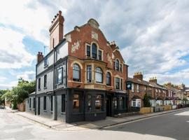 The Porterhouse grill & rooms, accommodation in Oxford