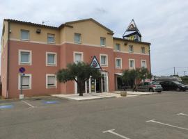 Akena City Chateaurenard, hotel near Grand Avignon Golf Course, Châteaurenard