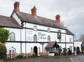 Trevor Arms, hotel in Wrexham