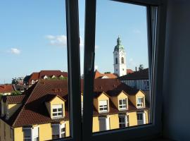 Schwalbennest, Hotel in der Nähe von: U-Bahnhof Lorenzkirche, Fürth