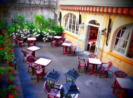 Hotel Calvaire, hotel near Notre Dame de Lourdes Sanctuary, Lourdes