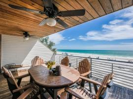 Fanta-Sea on the Beach 53 by Beachside Management, vacation rental in Siesta Key
