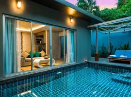 Villa Sonata Phuket, hotel in Chalong