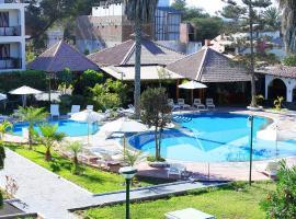 Hotel Villa de Valverde, hotel in Ica