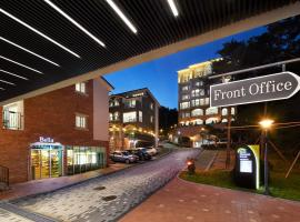 Hotel Thesoom Forest, hotel perto de Paik Nam June Art Center, Yongin