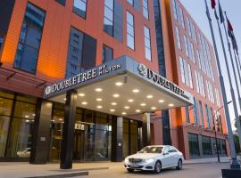 DoubleTree by Hilton Novosibirsk, hotel near Russian National Public Library for Science and Technology, Novosibirsk