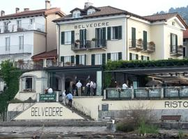 Belvedere, boutique hotel in Stresa