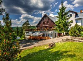 Horska chata Svetlanka, hotel near Ski Lift Lysá hora, Rokytnice nad Jizerou