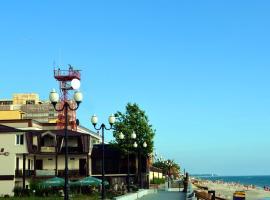 Hotel-Club Poseidon, отель в Гагре