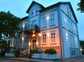 Pension Haus Lassen, apartment in Westerland