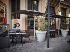 Leopold Hotel Ostend, отель в Остенде