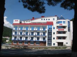 Paradise Hotel, hotel in Olginka