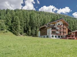 Smarthotel Bergresidenz, hotel in Obergurgl