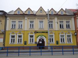 Restaurace ALVI, ubytování v soukromí v Ostravě