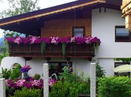 Haus Alex, pet-friendly hotel in Achenkirch
