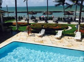 Flat Vista Mar Praia dos Carneiros, hotel in Praia dos Carneiros
