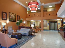 Best Western PLUS Fresno Inn, hotel near Fresno Yosemite International Airport - FAT, Fresno