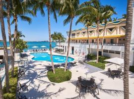 Best Western On The Bay Inn & Marina, hotel in Miami Beach