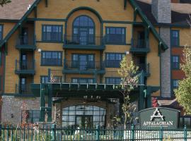 Mountain Creek Resort, golf hotel in Vernon