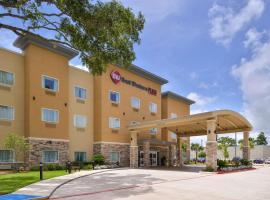 Best Western PLUS Lake Jackson Inn & Suites, hotel in Lake Jackson