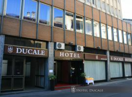 Hotel Ducale, hotel in Vigevano