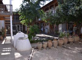 Hotel Legende, hotel en Samarcanda