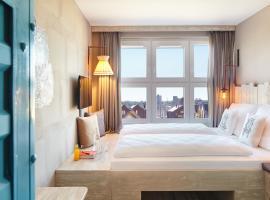 Bretterbude, Hotel in Heiligenhafen