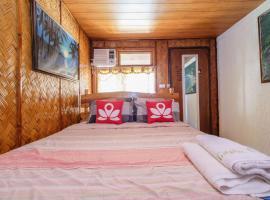 ZEN Rooms Sabang Beachfront, hotel in Puerto Galera