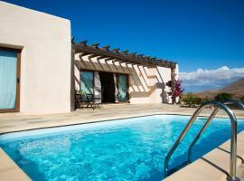 Villa Upupa, lodge in La Oliva
