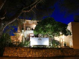 Hotel Rio Claro, hotel in Fondi
