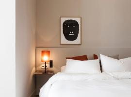 DestinationBCN - Universitat Rooms, hotel near Sant Antoni Metro Station, Barcelona