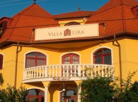 Villa Lira, hotel v destinaci Hévíz