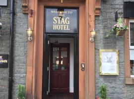 The Stag Hotel, hotel in Moffat