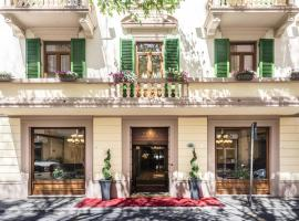 Hotel Minerva Palace, hotel in Montecatini Terme