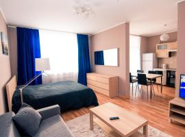 "Apartments ""Rooms"", апартаменты/квартира в Екатеринбурге"
