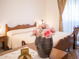 Hotel AeR BJ Vittoria, отель в Кальяри