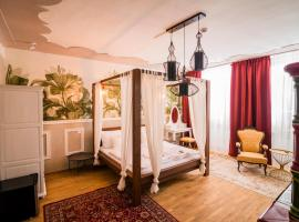 Krumlovská pohádka, hotel v destinaci Český Krumlov