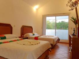 Hotel el recuerdo, hotel in Palenque